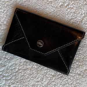 Abas Genuine Leather Card/Business Card Holder